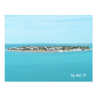 Het Briefkaart van Key West Florida