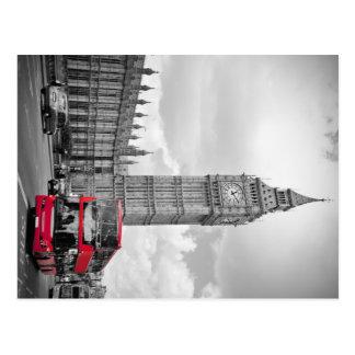 Het Briefkaart van Londen Engeland