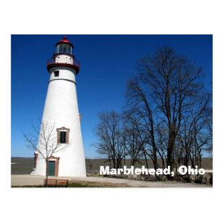 Het briefkaart van Marblehead