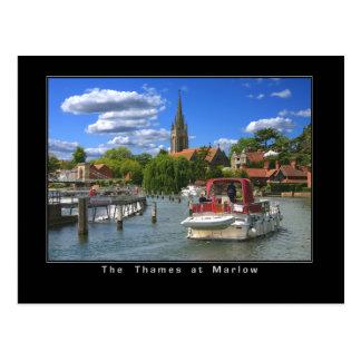 Het Briefkaart van Marlow