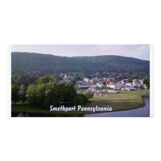 Het Briefkaart van Pennsylvania van Smethport