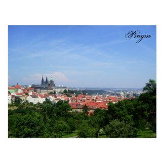 Het Briefkaart van Praag