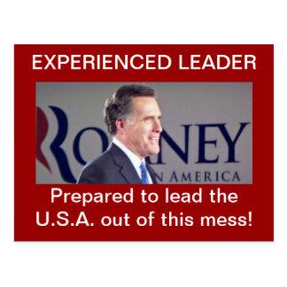 Het Briefkaart van Romney