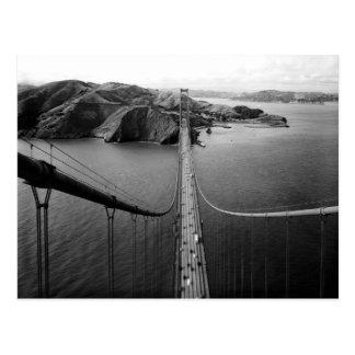 Het Briefkaart van San Francisco Golden gate