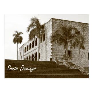 Het Briefkaart van Santo Domingo