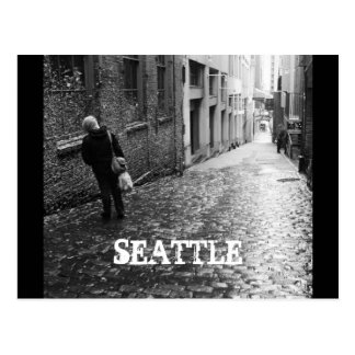 Het Briefkaart van Seattle