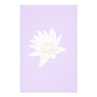 Het briefpapier van Lotus van de Ets van de