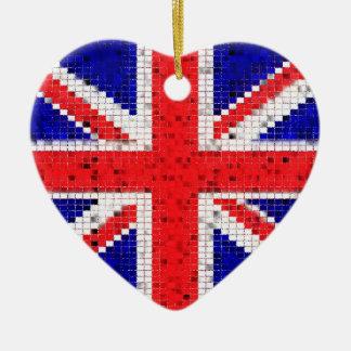 het Britse ornament van de Vlag