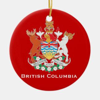 Het Britse Ornament van Kerstmis Columbia*