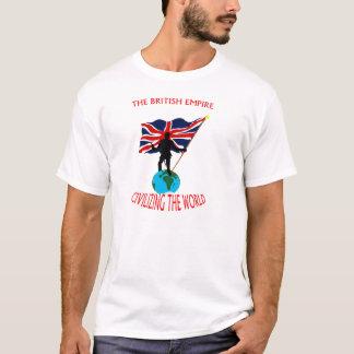 Het Britse T-shirt van het Imperium