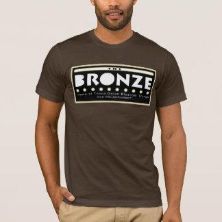 Het brons t shirt