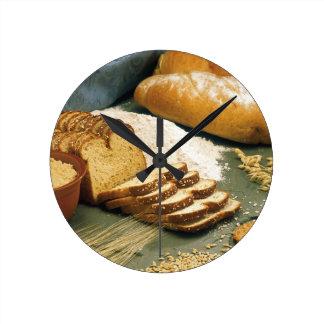 Het Brood van het baksel Ronde Klok