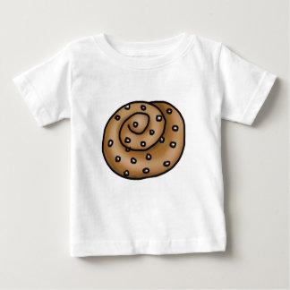 Het Broodje van de kaneel Baby T Shirts