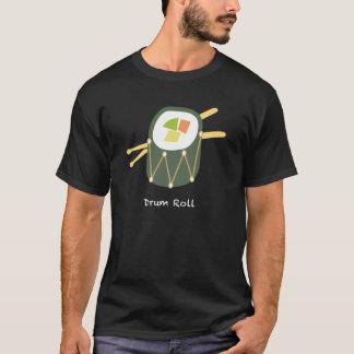 Het Broodje van de Trommel van sushi T Shirt