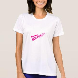 Het buitenissige Roze van de Vlag T Shirt