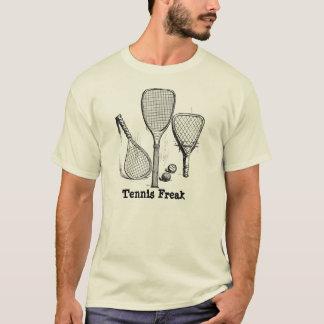 Het Buitenissige T-shirt van het vintage Tennis