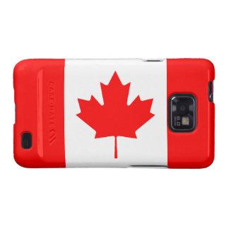 Het Canadese Geval van de Melkweg S van Samsung va Samsung Galaxy SII Hoesjes