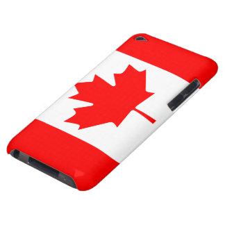 Het Canadese Hoesje van de Aanraking van de Vlag