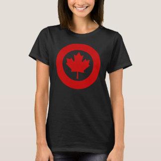 Het Canadese Overhemd van het T-shirt Roundel