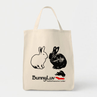 Het Canvas tas dat van BunnyLuv Ophelia en Elf