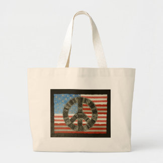 Het Canvas tas van AmericanPeace