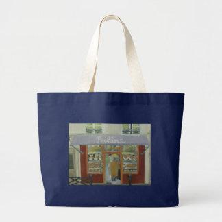 Het Canvas tas van Baguette