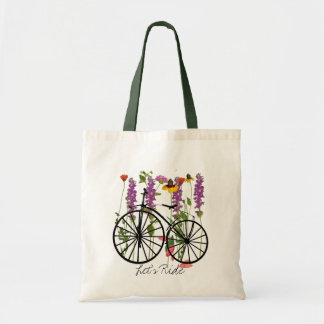 Het Canvas tas van Bicycling