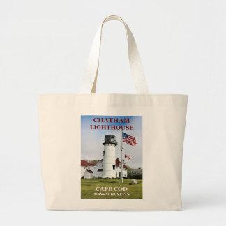 Het Canvas tas van Cape Cod Massachusetts van de