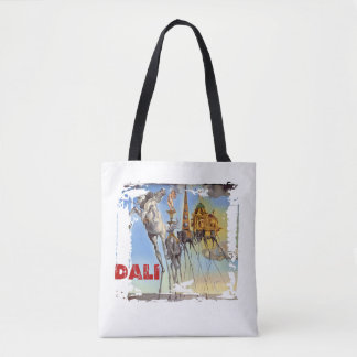 Het Canvas tas van Dali