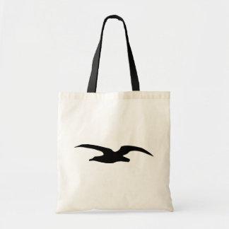 Het Canvas tas van de albatros