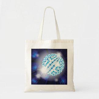 Het Canvas tas van de Bal van de disco