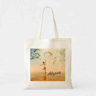 Het Canvas tas van de ballerina