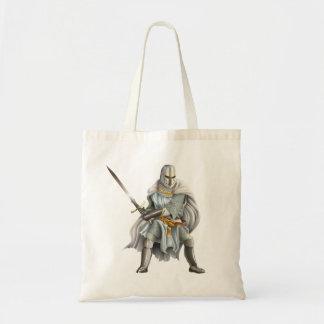 Het Canvas tas van de Begroting van de Ridder van