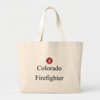 Het Canvas tas van de brandbestrijder