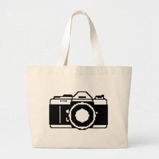 Het Canvas tas van de Camera van de Kunst van het