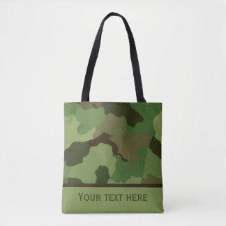 Het Canvas tas van de Camouflage van de douane