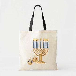 Het Canvas tas van de Chanoeka