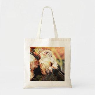 Het Canvas tas van de Cherubijn van de slaap