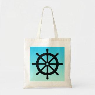 Het Canvas tas van de Kapitein van het Wiel van