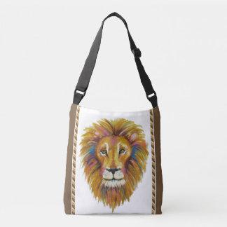 Het Canvas tas van de leeuw