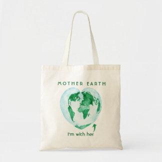 Het Canvas tas van de Milieudeskundige van de