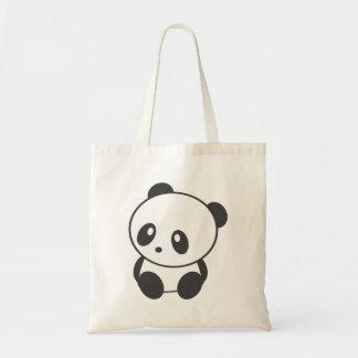 Het Canvas tas van de panda