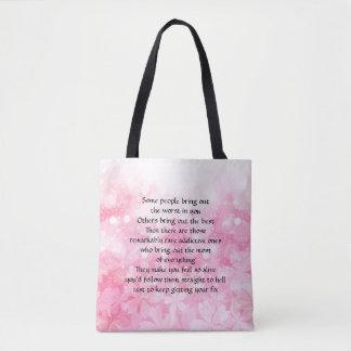 Het Canvas tas van de regenboog van het Meisje