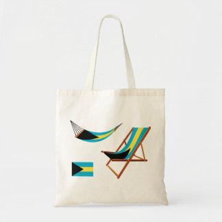 Het Canvas tas van de Stoelen van de Bahamas