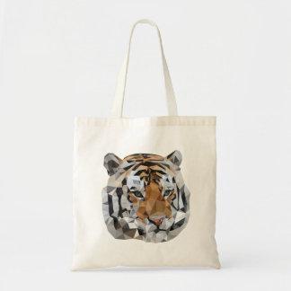 Het Canvas tas van de tijger