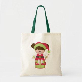 Het Canvas tas van de Vakantie van het Elf van