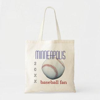 Het Canvas tas van de Ventilator van het Honkbal
