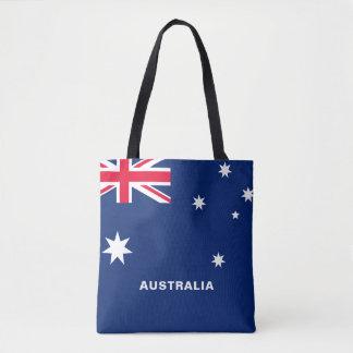 Het Canvas tas van de Vlag van Australië