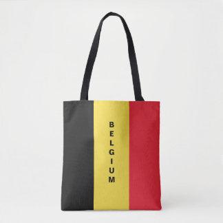 Het Canvas tas van de Vlag van België