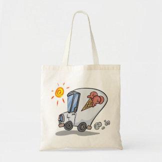Het Canvas tas van de Vrachtwagen van het roomijs
